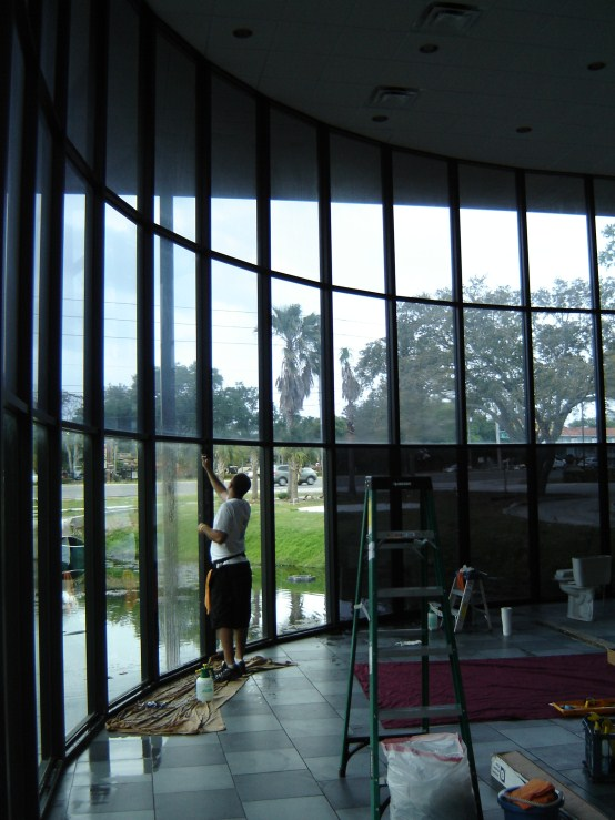 Onyx Spa Clearwater Florida - Commercial window tinting MG05 (65)