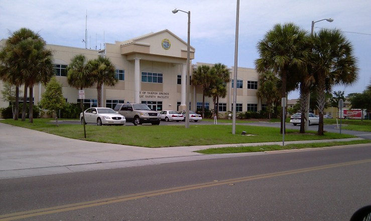 Tarpon Springs PD - Daylight Natural 50 Window Film